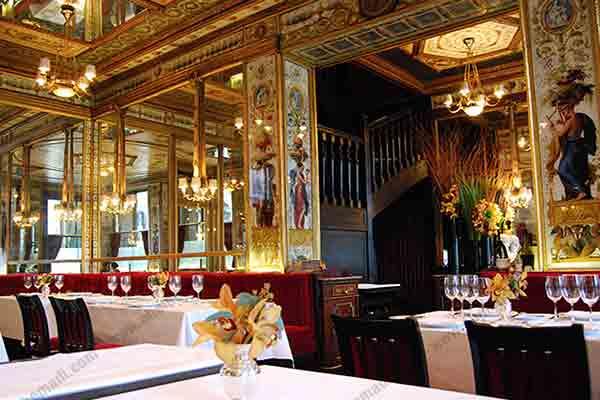 قدیمی ترین رستورانهای پاریس | رستورانهائی با قدمتی چند صد ساله