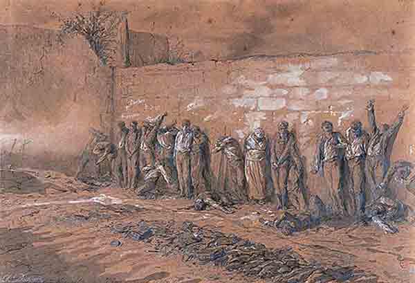 ایرانیان مدفون در قبرستان پرلاشز پاریس,قبرستان پرلاشز,ایرانیان,پرلاشز,ایرانیان در پاریس,پاریسگردی ,دیوار کمون