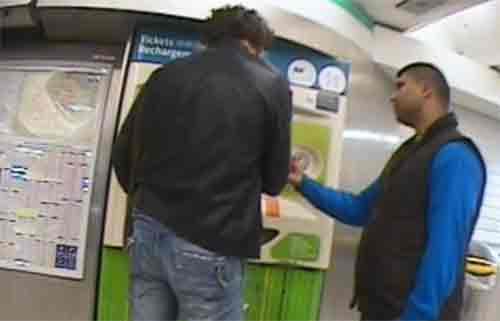 کلاهبرداری بلیط قطار و مترو در پاریس