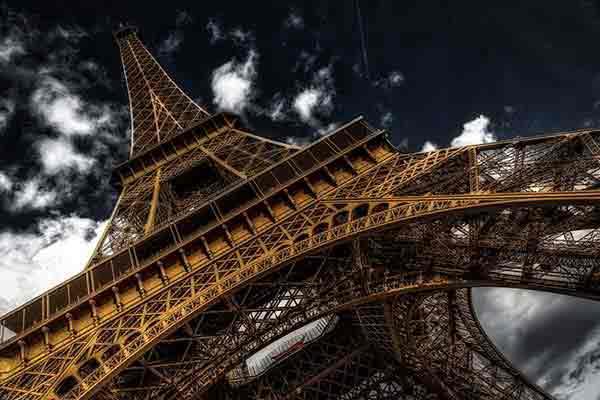 برج ایفل پاریس و 40 واقعیت جالب آن ,برج ایفل,Tour Eiffel ,پاریس,پاریسگردی,گردشگری