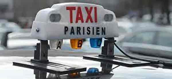 راننده تاکسیهای کلاهبردار در پاریس راننده های متقلب در پاریس ,راننده جعلی تاکسی , راننده تقلبی تاکسی