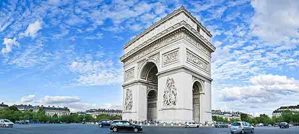 Arc de Triomphe de lrsquo;eacute;toile