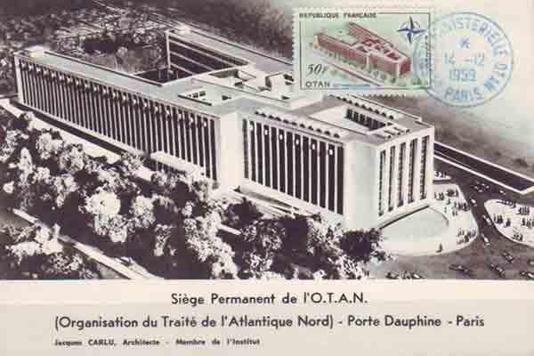 Palais de lrsquo;OTAN