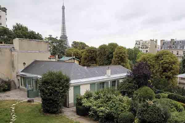 بازدید از خانه نویسندگان و هنرمندان مشهور فرانسوی | خانه های تاریخی فرانسوی