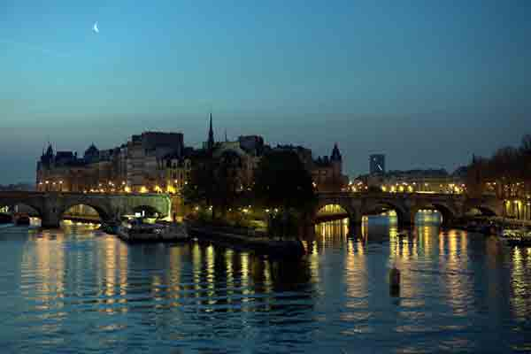 اسرار جزایر رود سن در پاریس | جزایر رود سن