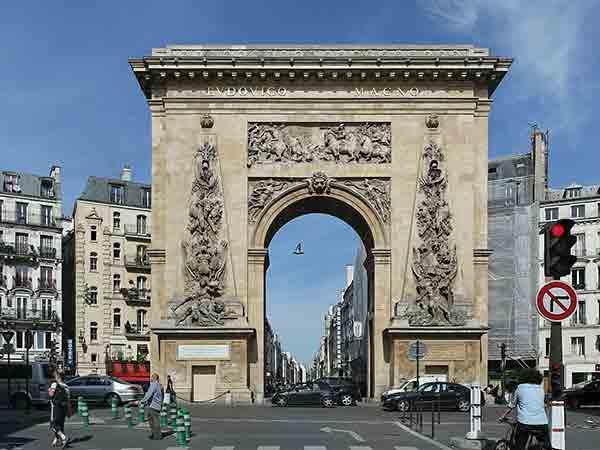 چهار طاق پیروزی در پاریس