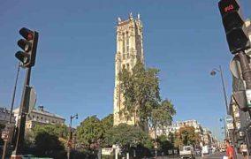 برج سن ژاک پاریس در خیابان ریولی | برجی باقیمانده از یک کلیسای مسیحی قرن شانزدهم