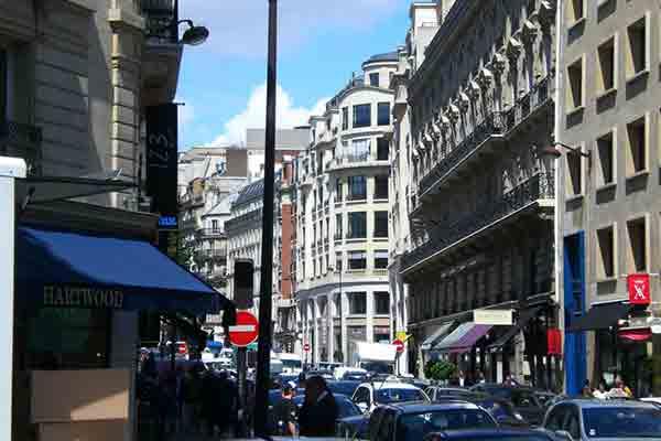 خیابان فبورگ سن انوره | یکی از لوکس ترین خیابانها و مراکز خرید پاریس