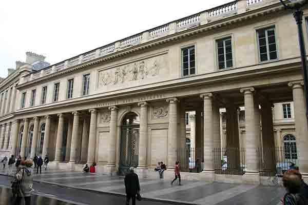 دانشگاه دکارت پاریس فرانسه | دارنده رتبه یک دانشگاه های فرانسه