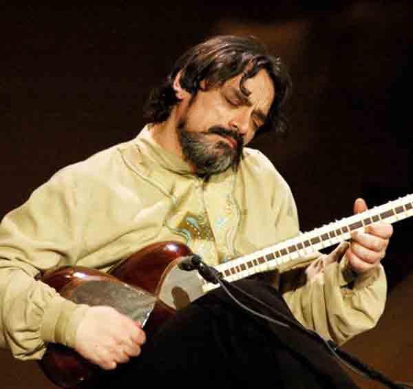 کنسرت موسیقی علیزاده و خلج در پاریس