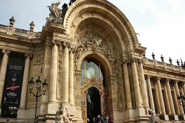 پتی پله | موزه هنرهای زیبای پاریس | نمایشگاه دائمی رایگان