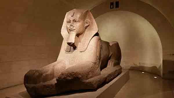 مجسمه ابوالهول بزرگ تانیس