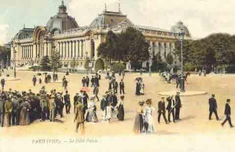 پتی پله در سال 1900