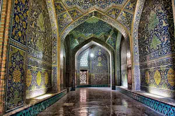 mosque e sheikh lotfollah