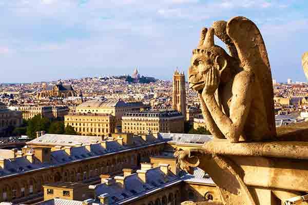 اسرار کلیسای نتردام پاریس | اسرار پاریس