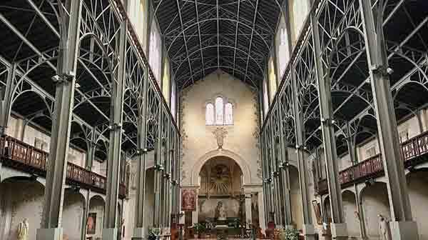 Notre-Dame du Travail