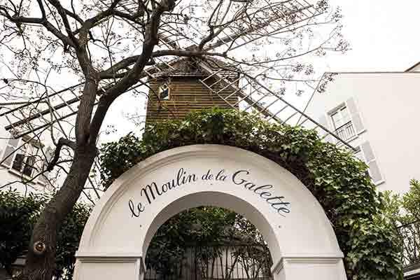 مولن دولاگلت , مونمارتر پاریس