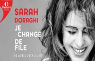 سارا دوراگی , کمدین ایرانی فرانسوی | Sarah Doraghi , JE CHANGE DE FILE