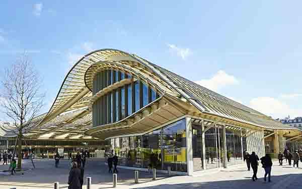 فروم دز ال , مرکز خرید در پاریس