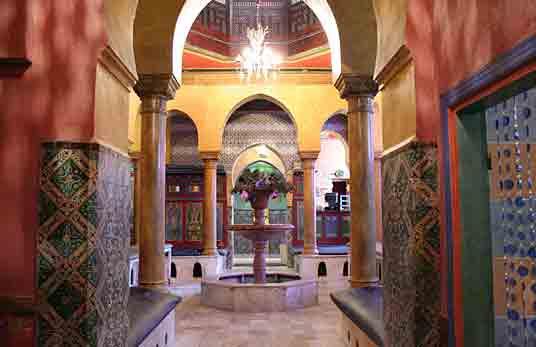 گنجینه مسجد بزرگ پاریس