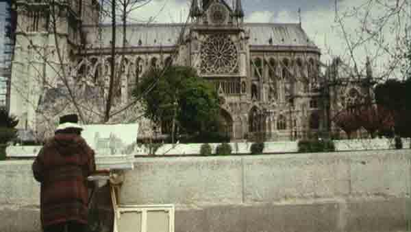 گنجینههای کلیسای نوتردام پاریس