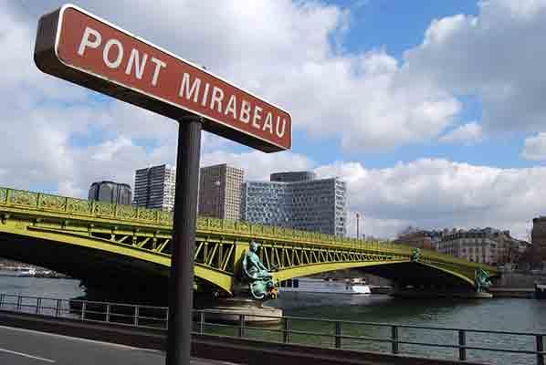 زیباترین پلهای پاریس