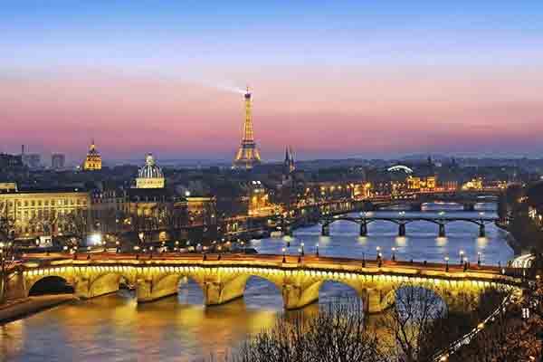 زیباترین پلهای پاریس برای عبور از رود سن | پلهای رود سن پاریس