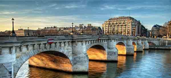 پل جدید , پونت نوف , LE PONT-NEUF