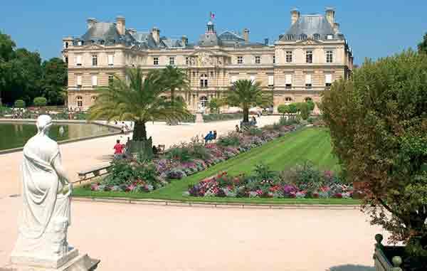 باغ لوکزامبورگ - Jardin du Luxembourg| مراکز گردشگری تفریحی پاریس