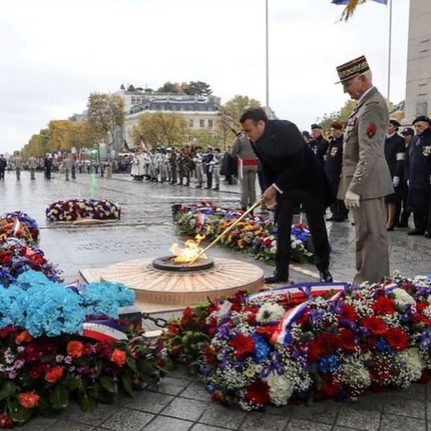 11 نوامبر سالروز پایان جنگ جهانی اول