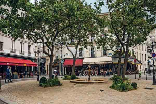 محله لاتین پاریس و دلیل نامگذاری آن | le Quartier latin | سوال هفته