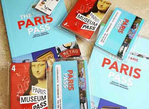 کارت گردشگری paris pass