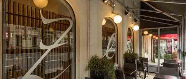 رستوران ژاپنی در پاریس