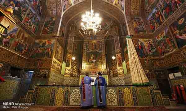 مراکز گردشگری تاریخی اصفهان