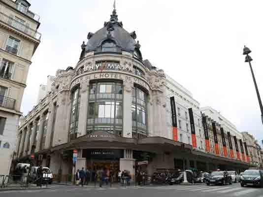 11 مرکز خرید برتر پاریس