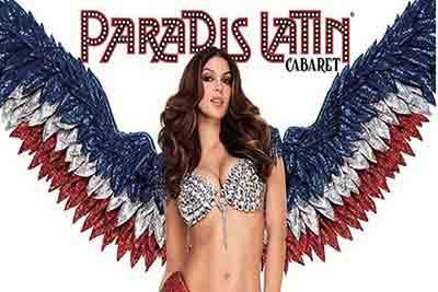 کاباره Paradis latin