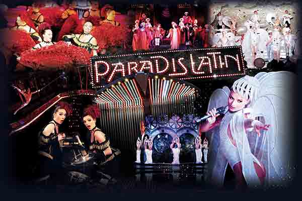 Paradis latin | کاباره بهشت لاتین در محله لاتین پاریس | مراکز تفریحی و گردشگری پاریس