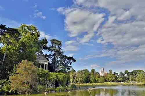 پارکها و باغهای پاریس