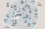 راهنمای مناطق پاریس : نقشه و سفر | راهنمای گردشگری در پاریس