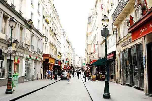 منطقه دو پاریس | راهنمای مناطق مختلف پاریس | گردشگری , اقامت