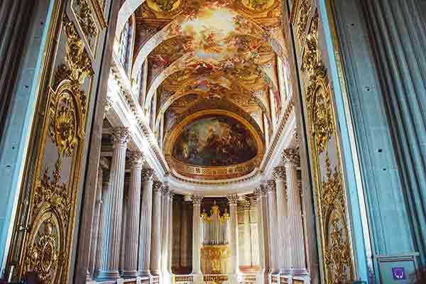 قصر ورسای و باغهای آن : راهنمای کامل بازدید از قصر ورسای