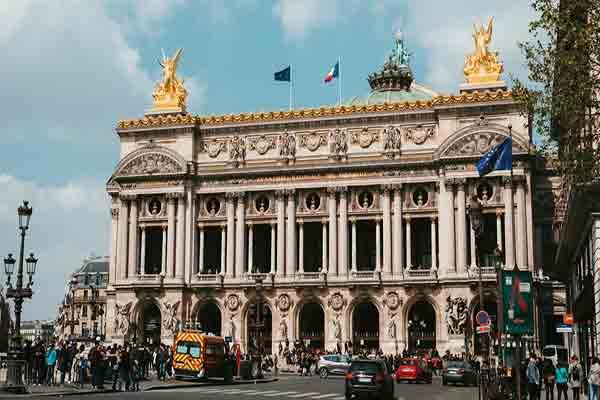 منطقه نهم پاریس | منطقه اپرا و قصرگارنیه